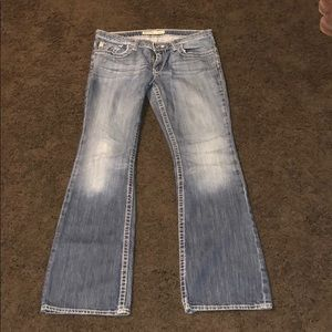 Big Star CASEY K Low Rise Jeans